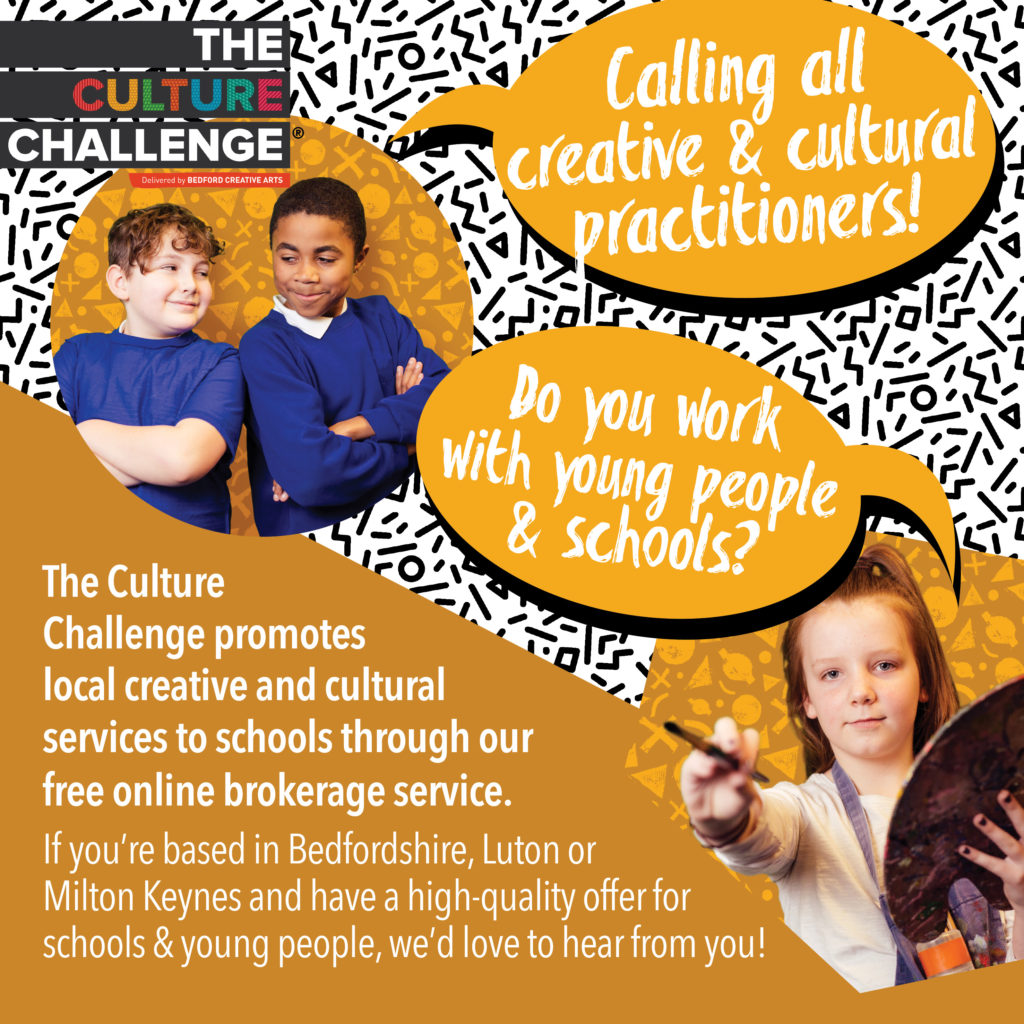 The Culture Challenge - call to new providers