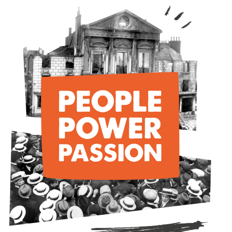 People, Power, Passion