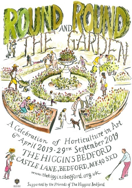 Round and Round the Garden poster