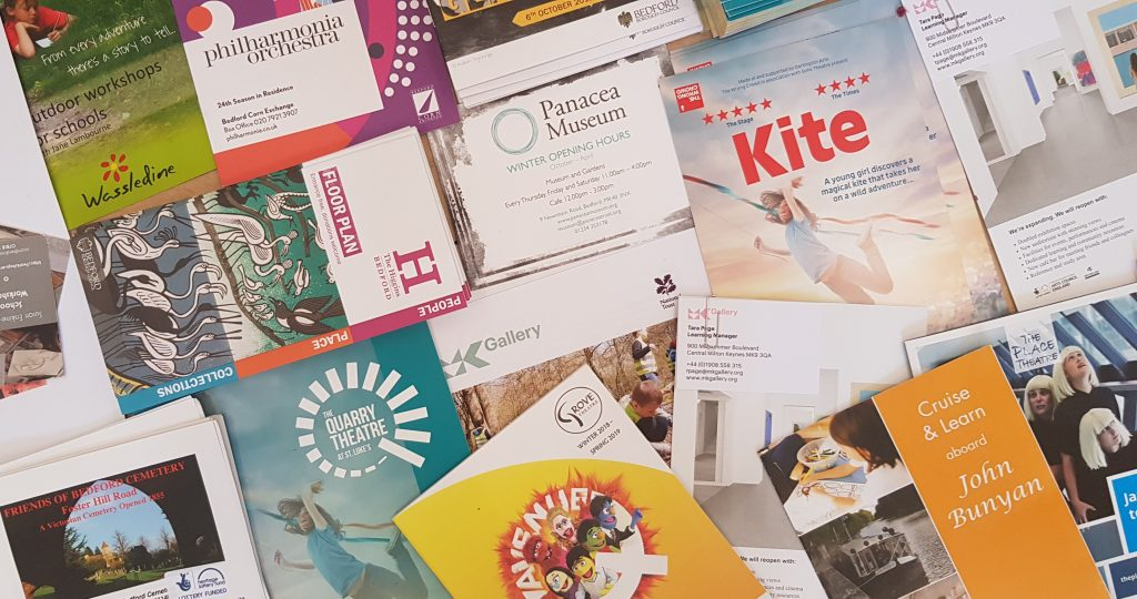 Selection of Provider leaflets