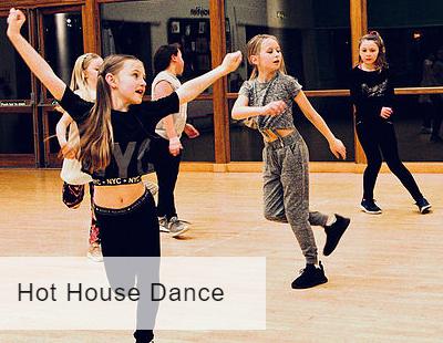 Hot House Dance