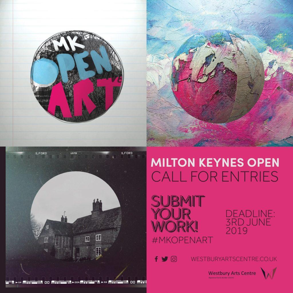 MK Open 2019 poster