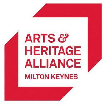 Arts and Heritage Alliance MK logo