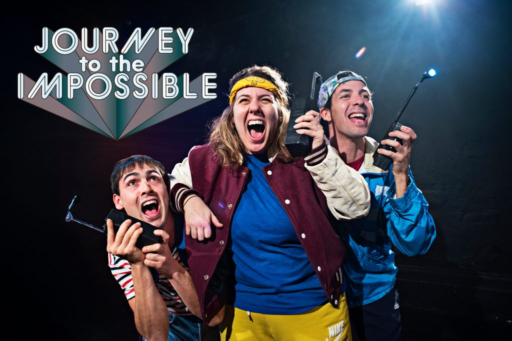Journey in to the Impossible at The Place Theatre Bedford