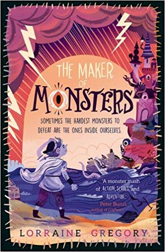 The Maker of Monsters at Rogan's Books