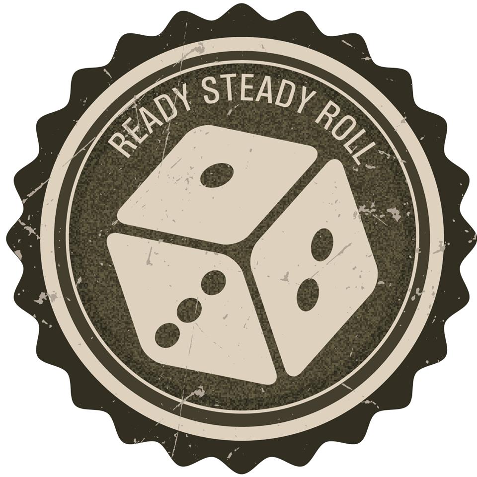 Ready Steady Roll logo