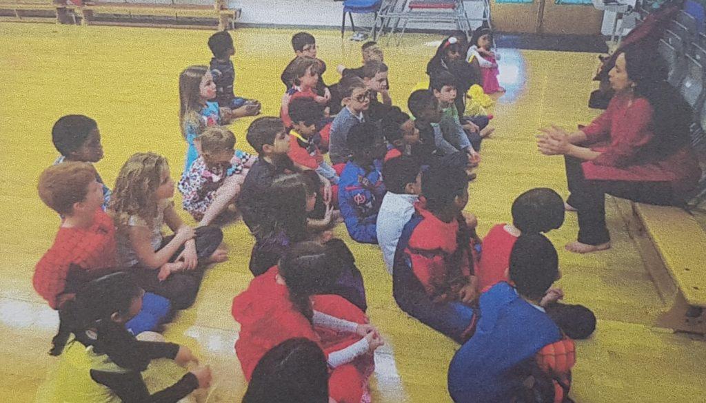 Caroline Haslett School and Pagrav Dance
